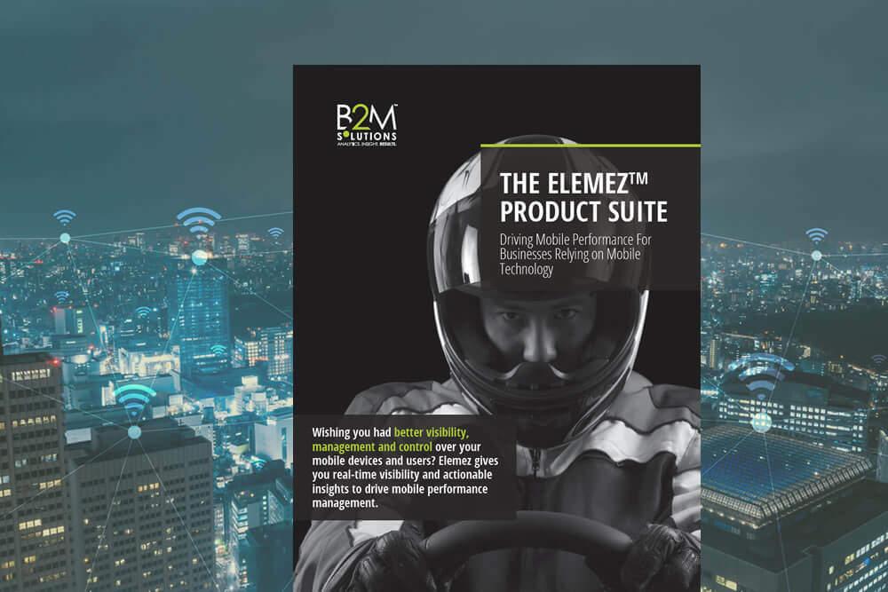 The Elemez Product Suite