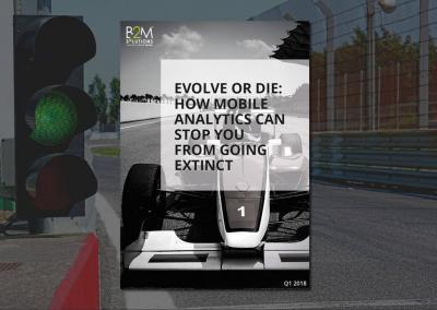 Whitepaper: Evolve or Die: How Mobile Analytics can Stop you from Going Extinct