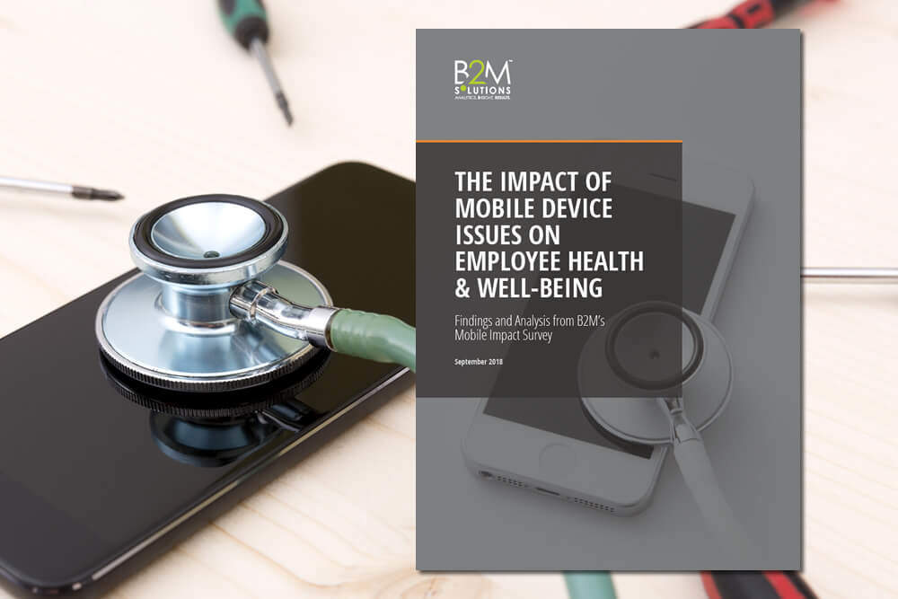 The Impact of Mobile Device Issues on Employe Health and Well-being