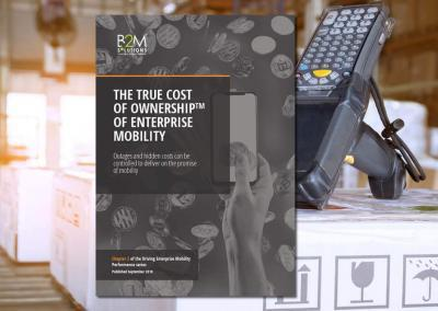 Chapter 2: The True Cost of Ownership™ of Enterprise Mobility