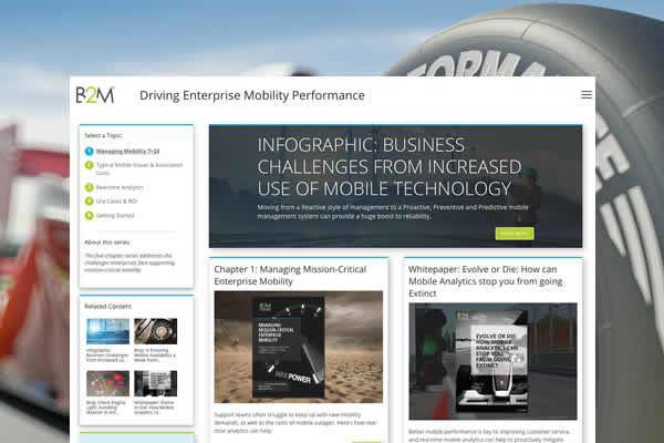 Driving Enterprise Mobility Performance Series